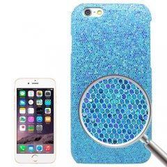 Funda iPhone 6 Carcasa Brillante Azul