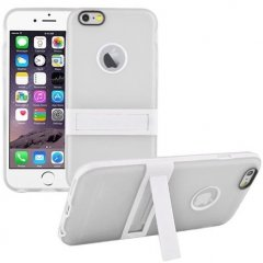 Funda iPhone 6 Carcasa Soporte Smoke