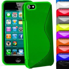 Funda iPhone 5 Gel Tpu