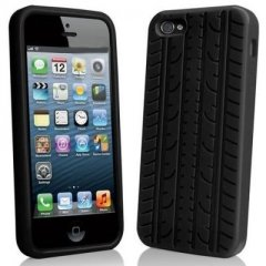 Funda iPhone 5 Goma Neumatico