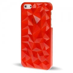 Funda iPhone 5 Policarbonato Roja