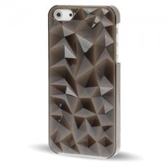 Funda iPhone 5 Policarbonato Smoke