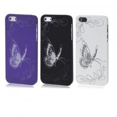 Funda iPhone 5 Carcasa Mariposa