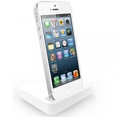 Cargador iPhone 5 Base