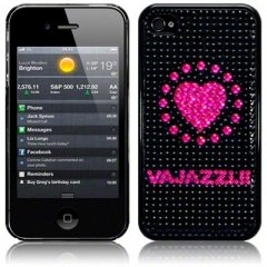 Funda iPhone 4S Carcasa Brillante Viajaz