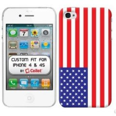 Funda iPhone 4S Carcasa USA