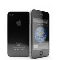 Funda iPhone 4S Policarbonato Transparente