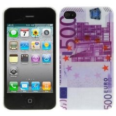 Funda iPhone 4S Carcasa 500€