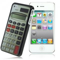 Funda iPhone 4S Carcasa Calculadora