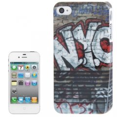 Funda iPhone 4S Carcasa NYC