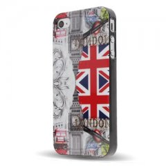 Funda iPhone 4S Carcasa London