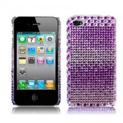 Funda iPhone 4S Carcasa Brillante Zuk