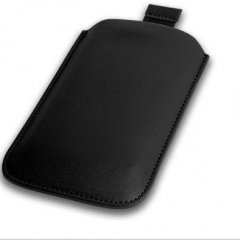 Funda iPhone 4S Pouch Cuero