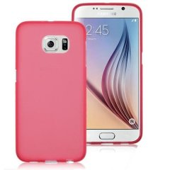 Funda Samsung Galaxy S6 Gel Rosa