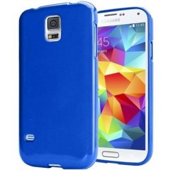 Funda Samsung Galaxy S5 Gel Azul