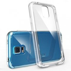 Funda Samsung Galaxy S5 Gel Extra Fina 0,3mm Transparente