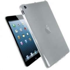 Funda iPad Mini Gel Transparente