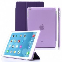 Smart Cover iPad 2, 3 4 extra Fina Violeta