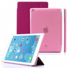 Smart Cover iPad 2, 3 4 extra Fina Rosa