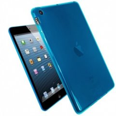 Funda iPad Air Gel Azul