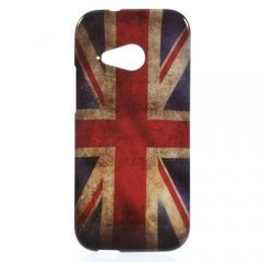 Funda hTC One Mini 2 Bandera Reino Unido