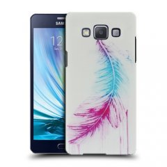 Funda Samsung Galaxy A5 Gel Pluma