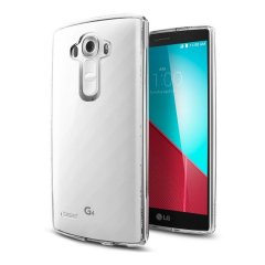 Funda LG G4 Gel Extra Fina 0,3mm Transparente