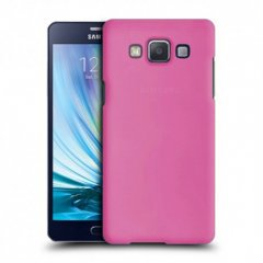Funda Samsung Galaxy A5 Gel Rosa