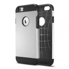Funda iPhone 6 Touch Armor Plata