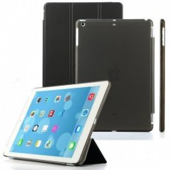 Smart Cover iPad 2, 3 4 extra Fina Negro