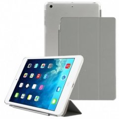 Smart Cover iPad 2, 3 4 extra Fina Gris