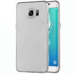 Funda Galaxy S6 Edge Gel Transparente
