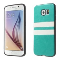 Funda Galaxy S6 Gel Viper verde