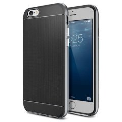 Funda iPhone 6 Hybrid Neo Antracita