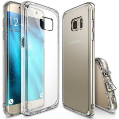 Funda Galaxy S6 Edge Gel Anti Polvo