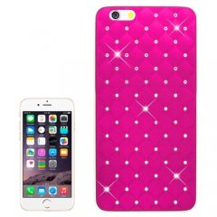 Funda iPhone 6 Carcasa Bling Fucsia