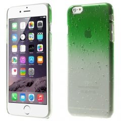 Funda iPhone 6 Carcasa Gota Verde