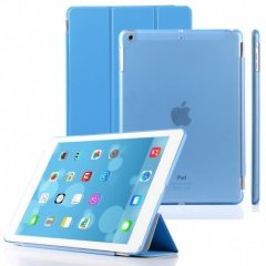 Smart Cover iPad 2, 3 4 extra Fina Azul