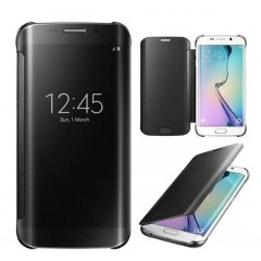 Funda Samsung Galaxy S6 Smart S-View Negra