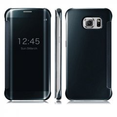Funda Samsung Galaxy S7 Edge Smart S-View Negra