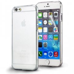 Funda iPhone 6 Plus Policarbonato Transparente