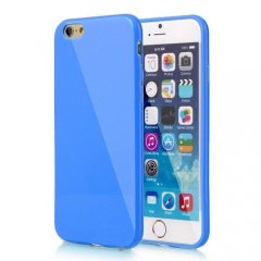 Funda iPhone 6 Gel Azul