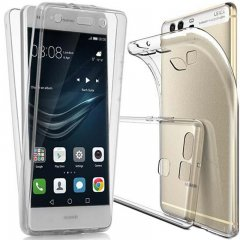Funda Huawei P9 Plus Gel Doble cara Transparente