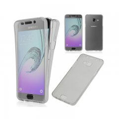 Funda Galaxy A3 2016 Gel Blanda Full Body
