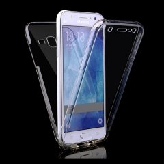 Funda Samsung Galaxy J7 2016 Gel Doble cara Transparente