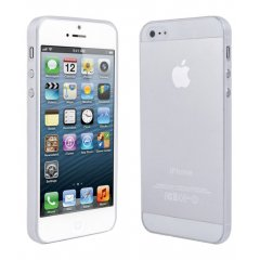 Funda iPhone 5 Flexible Gel mas fina del mundo