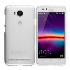 Funda Huawei Y3 II 2 Gel Doble cara Transparente