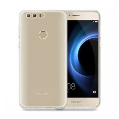 Funda Huawei Honor 8 Gel Transparente