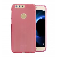 Funda Huawei Honor 8 Gel Rosa