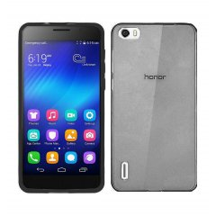 Funda Huawei Honor 6 Gel Negra
